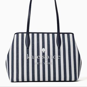 Kate Spade ♠️ street tote small side snap